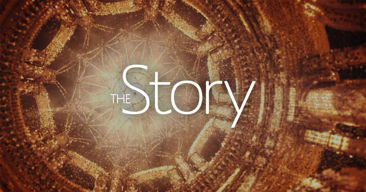 The Story // An innovative tool to share the Gospel Story // SpreadTruth